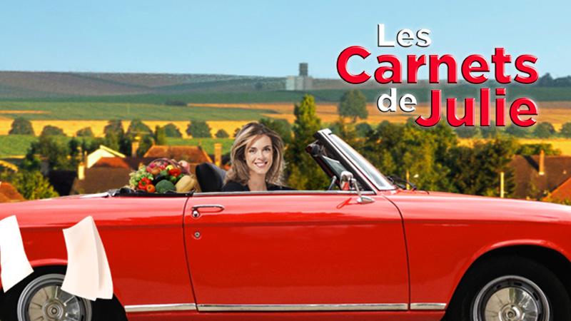 """Paris Saveurs dans l'émission """"Les Carnets de Julie"""" sur France 3"""