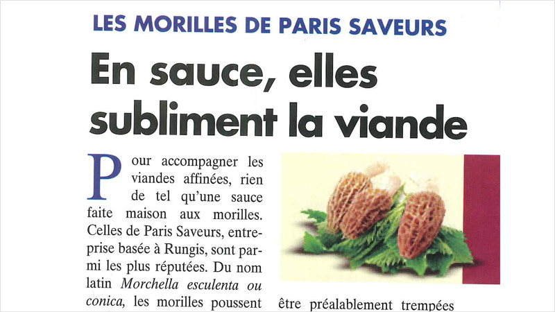 Press : Article METRO La Revue Des Comptoirs N°185 / Avril 2015